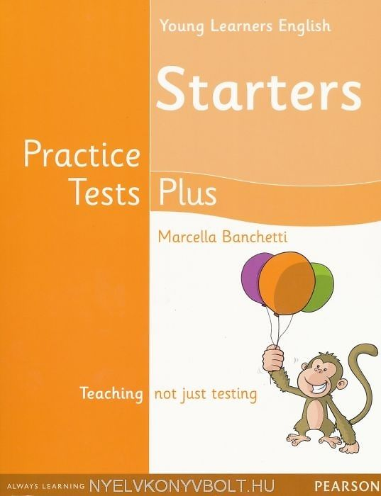 Young Learners English Starters – Practice Tests Plus