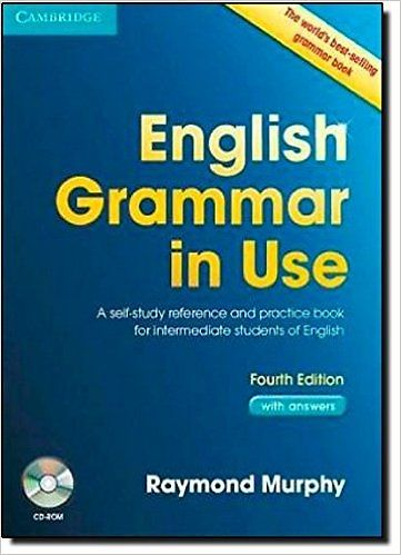 English Grammar in use Fourth Edition with answers and Cd-room – Raymond Murphy