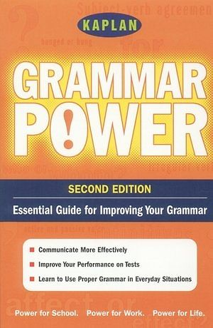 Grammar Power (Kaplan) Simon & Schuster