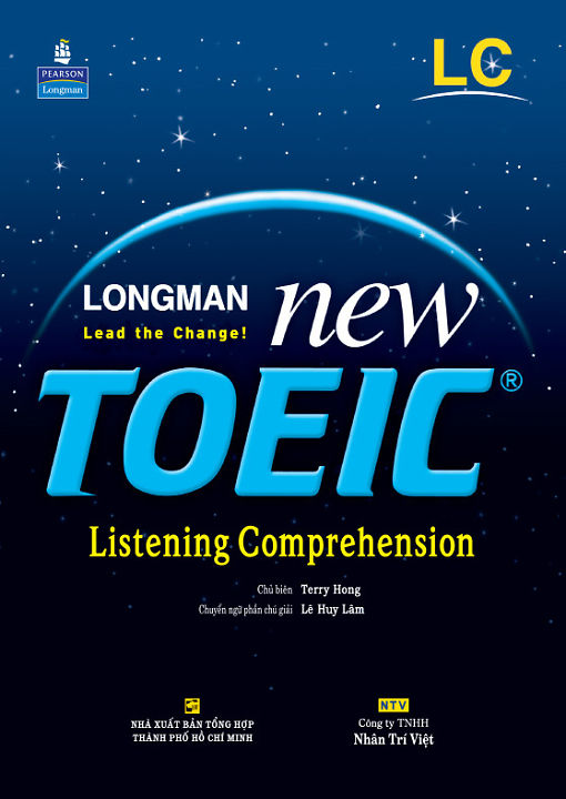 (Sách thanh lý) Longman new Toeic Listening Comprehension