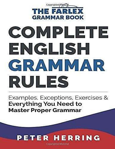 Complete English Grammar Rules – Peter Herring