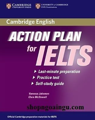 Action Plan for IELTS – Academic Module (Band 6+) – cambridge